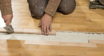 Fixing Wooden Floor